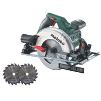 Scie circulaire 1200w ks55 metabo