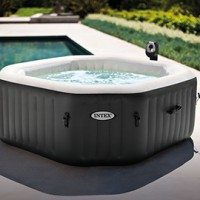 Spa gonflable purespa a jets 4 places