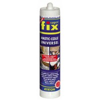 Mastic - colle universelle superfix blanche 290 ml