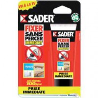 Fixer sans percer invisible 55ml