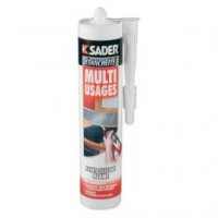 Mastic multi-usages blanc - 310 ml
