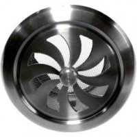 Grille inox r