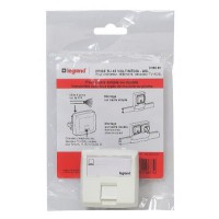 Dlp prise rj45 cat5 composable saillie