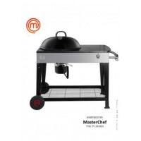 Barbecue charbon party grill 57 cm