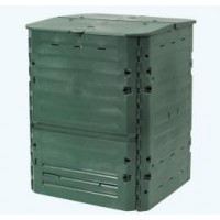Composteur thermo king vert 400l