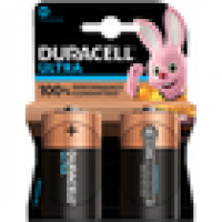 Pile duracell lr20 d x2 ultra power