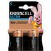 Pile duracell lr14 c x2 ultra power