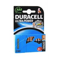 Pile duracell lr03 aaa x8 ultra power