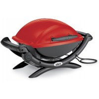 Barbecue weber q1400 rouge