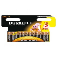 Pile duracell promo pp aaa 10+2