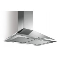 Hotte décorative murale proline chp60ss inox