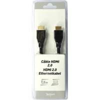 Cable video temium câble hdmi hs ethernet 1,5m