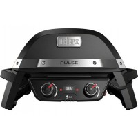 Barbecue weber pulse 2000 noir connecte