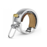 Accessoires glisse urbaine knog oi bell luxe - large - polish silver