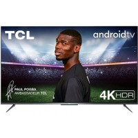 Tv led tcl 55p715 4k ultra hd smart tv android 9.0 140cm