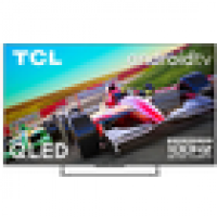 Tv led tcl 75c729 qled 190 cm 4k 100 hz smart android tv 11.0 dolby vision atmos