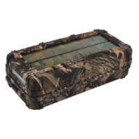Chargeur solaire camouflage