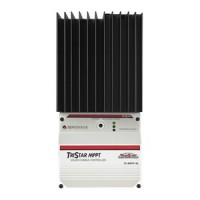 Régulateur de charge 45a mppt morningstar tristar