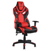 Fauteuil . gaming rouge