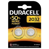Pile duracell 2032 x 4