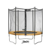 Trampoline funni pop 250 + filet - 3 pieds
