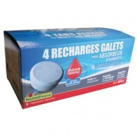 Recharge absorbeur - lot de 4 - oriental - 500 g