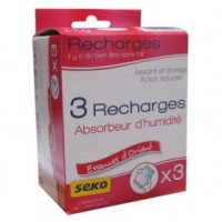 Recharge absorbeur mini - lot de 3 - oriental - 70 g