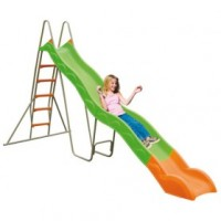 Toboggan double vague - 3.80m de glisse