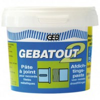Mastic eau potable - 500 g