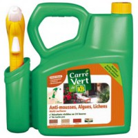 Anti-mousses surfaces dures - 3 l