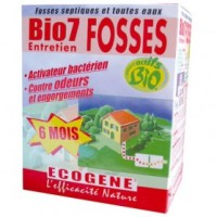 Bio7 activateur de fosse septique - 480 g