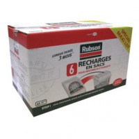Recharge absorbeur - lot de 6 - 1 kg