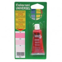 Colorant - vermillon - 25 ml
