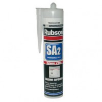 Mastic sa2 - professionnel - transparent - 280 ml