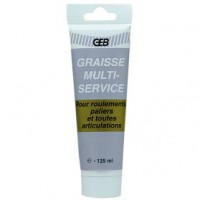 Graisse multiservice - 125 ml
