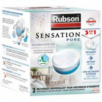 Lot de 2 recharges absorbeur - sensation bien-