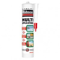 Mastic multi-usages - 280 ml - blanc