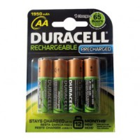 Accus hr06 - 1 950 mah - lot de 4