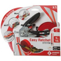 Sangle easy ratchet system - 25 mm x 5 m