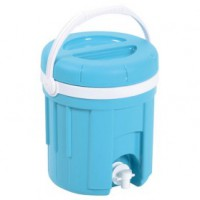 Fontaine isotherme 4 l bleu turquoise