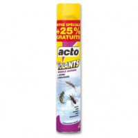 Insecticide aérosol insectes volants - 600 ml