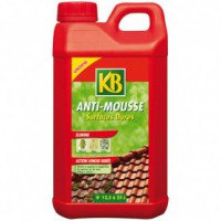 Anti-mousse surfaces dures - 2.5l