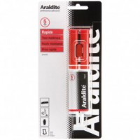Colle araldite rapide seringue - 24ml