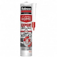 Mastic perfect home joint colle 280ml - transparent