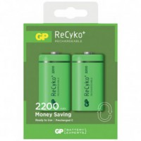 Pile rechargeable recyko+ c/hr14 - lot de 2