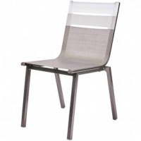 Chaise oslo - anthracite