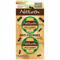 Anti-fourmis - lot de 2 bo