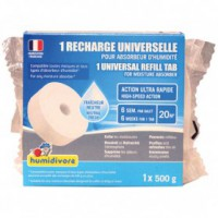 Recharge absorbeur 500g - galet perc