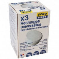 Recharge absorbeur - 300 g - lot de 3