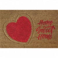 Tapis coco home sweet home - 40x60 cm